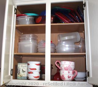 Ceramic Bowls, Soup Mugs and More