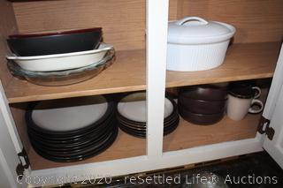 Better Homes and Gardens Dinnerware Set
