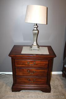 Crescent Fine Furniture Nightstand