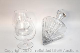 Waterford Marquis New York Decanter with Stopper