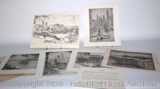 Caroline Williams Signed Prints