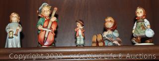 Hummel and Goebel Figurines