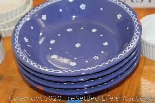 Pasta Container, Bowls, Dipping Oil Dishes and More