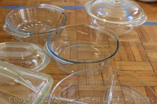 Pyrex, Westinghouse, Marinex and More