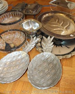 Silver Plated Serveware