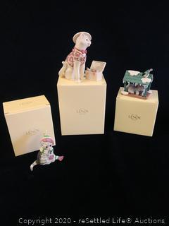 Lenox Collectible Cat Figurines
