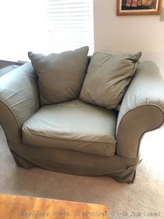 Kroehler Oversized Chair