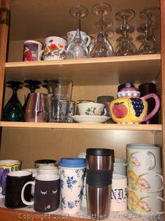 Barware and Mugs