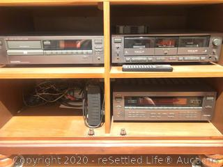 JVC Stereo Components