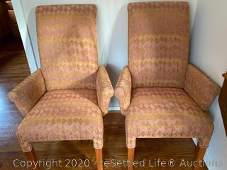 Pair of Captain's  Chairs