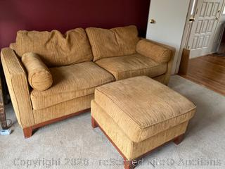 Norwalk Sofa and Ottoman