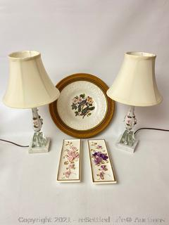 Table Lamps and More