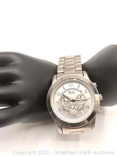 Geneva Platinum Men's Watch