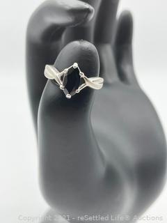 Avon Sterling Silver Ring