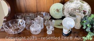 Johnson Bros. Glassware and More