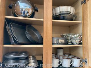 Bakeware and Salem Stoneware