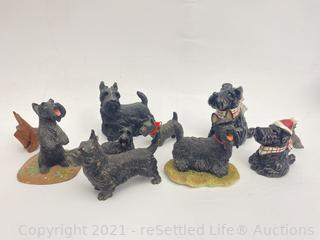 Cast Iron Scottish Terrier and More