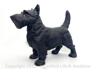 Cast Iron Scottish Terrier