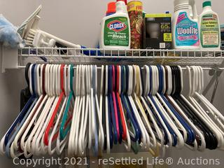 Ironing Board, Iron, Bulbs and More