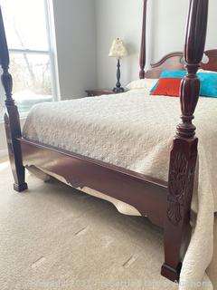 Kincaid Furniture Four Poster Bed