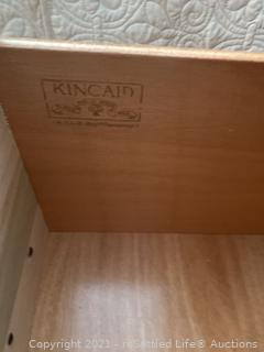 Kincaid Furniture Nightstand and Lamp