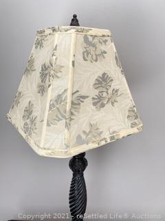 Kincaid Furniture Nightstand and Lamp