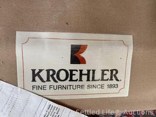 Kroehler Sofa