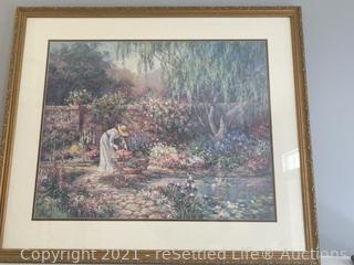 Barbara Mock Framed Artwork