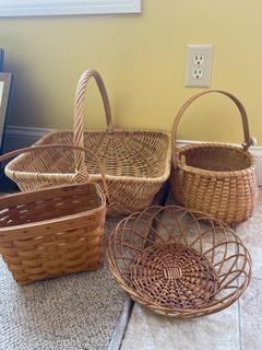 Longaberger Basket and More