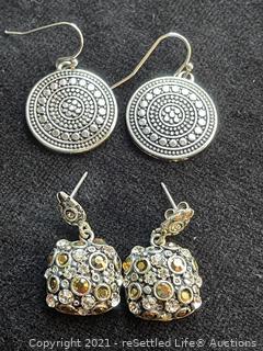 Duo of Earrings