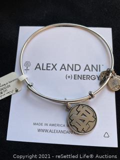 Alex and Ani Notre Dame Bracelet