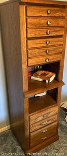 Lingerie/Book Shelf
