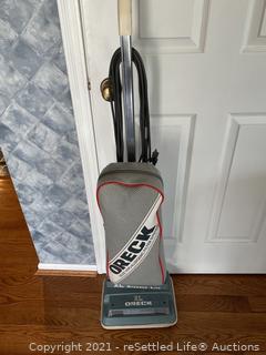 Oreck XL Xtended Life Vacuum