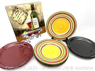 Variety of Tableware