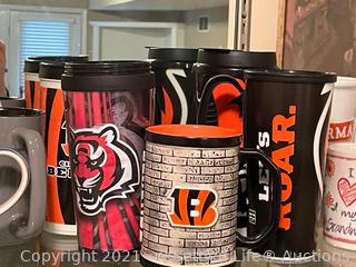 Variety of Coffee Mugs