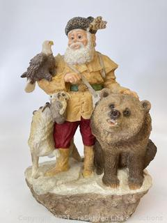 The Legend of Santa Claus Limited Edition Figurine