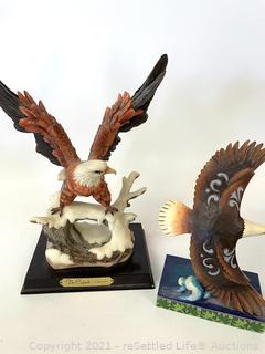 Jim Shore and De Capoli Figurines