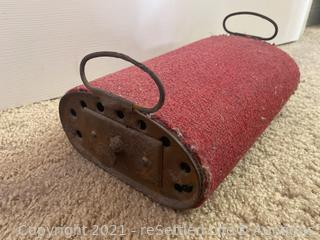 Clark Heater Antique Horse and Buggy Heater