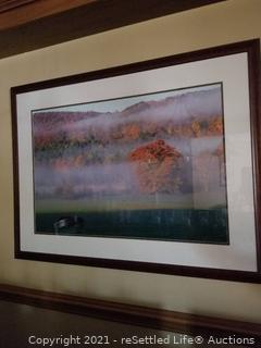 Framed Wall Decor