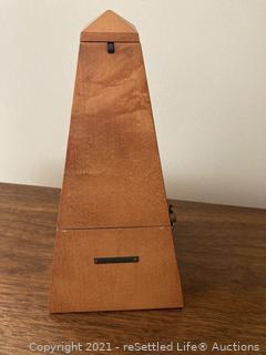 Vintage Seth Thomas Metronome