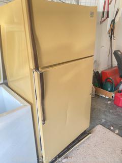 Whirlpool Refrigerator and Freezer