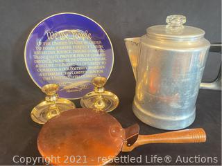 Jeffrey Matthews US Constitution Bicentennial Collectors Plate