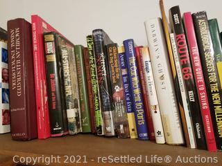 Books & Lap Desk