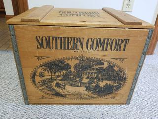 Southern Comfort Crate