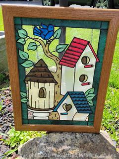 Stained Glass Wall/Window Decor