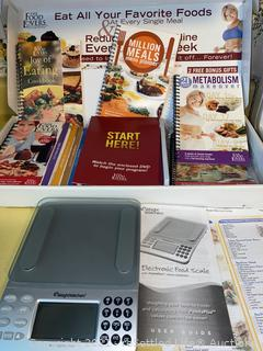 Weight Watchers Food Scale and Food Lovers Fat Loss System