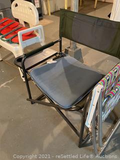 Folding Chairs and Stadium Seats