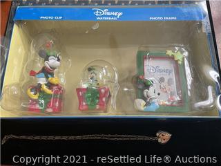 Vintage Mini Mouse Gift Set and Locket