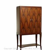 Thomasville Bogart Bar Cabinet