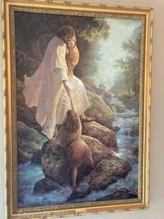 Greg Olsen Limited Edition Framed Canvas